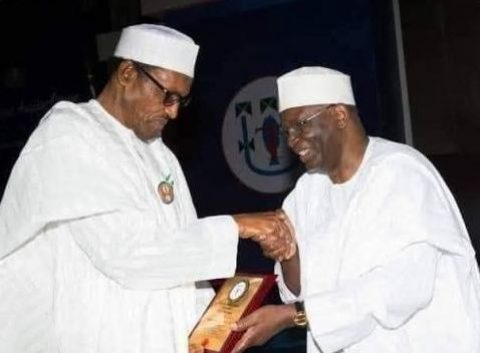 BUK Congratulates Pro-Chancellor on Appointment as President's Chief of Staff